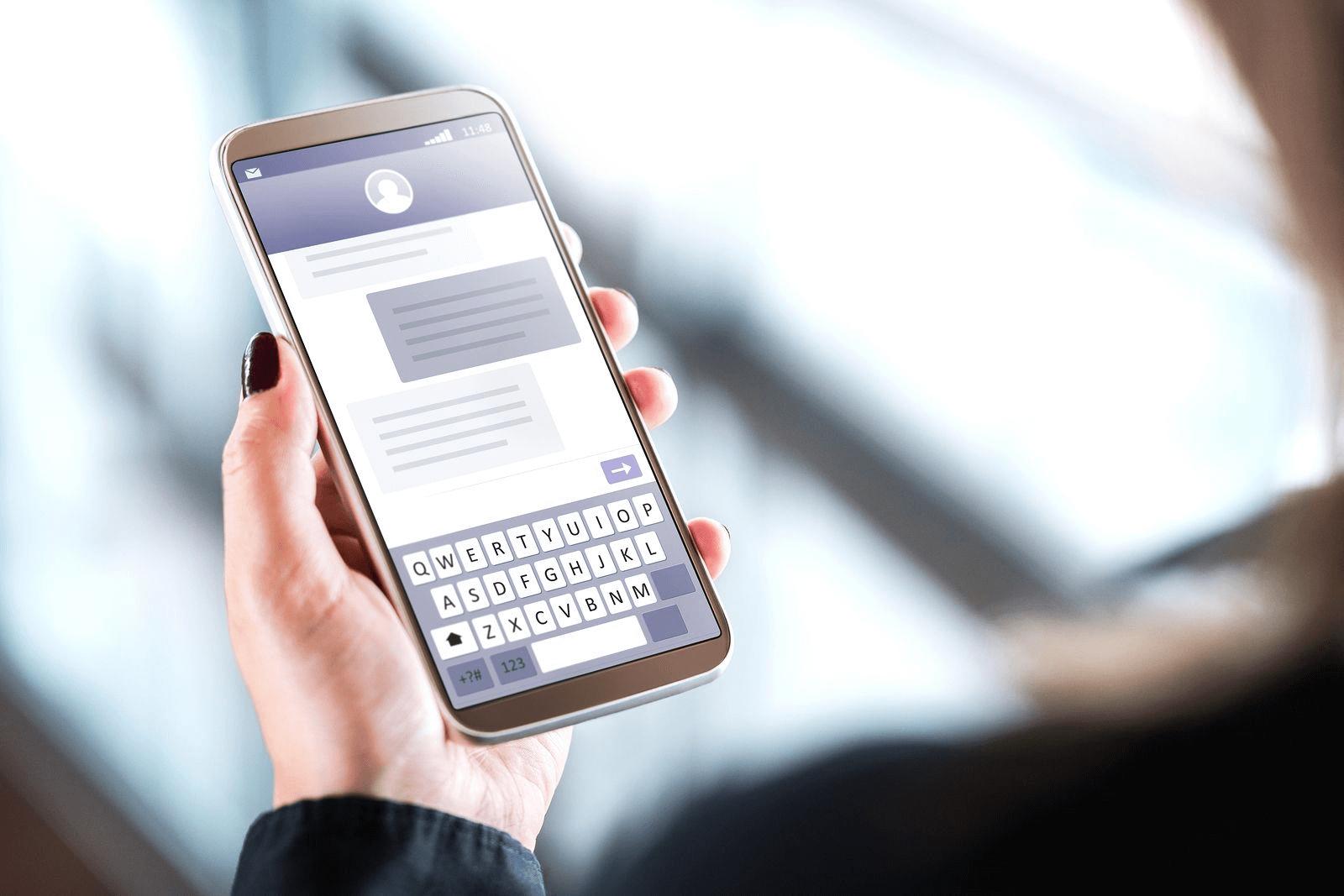 Cómo puedo enviar mensajes de texto masivos